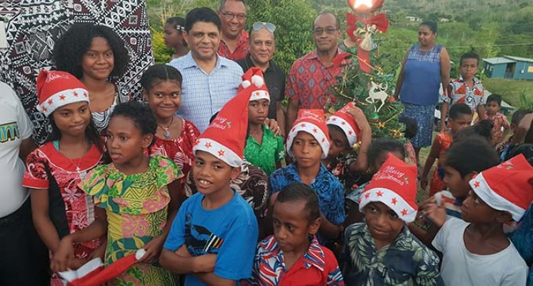 A-G Keeps Christmas Power Promise