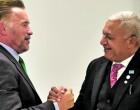 Schwarzenegger Praises Prime Minister For COP23 Presidency