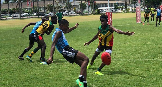 Fiji Junior Tribe in final