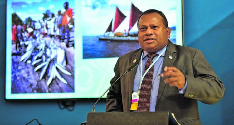 Documentary Shows Reality Of Climate Change In Fiji