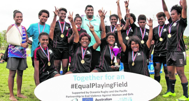 Naitasiri Claims Women U19 Title