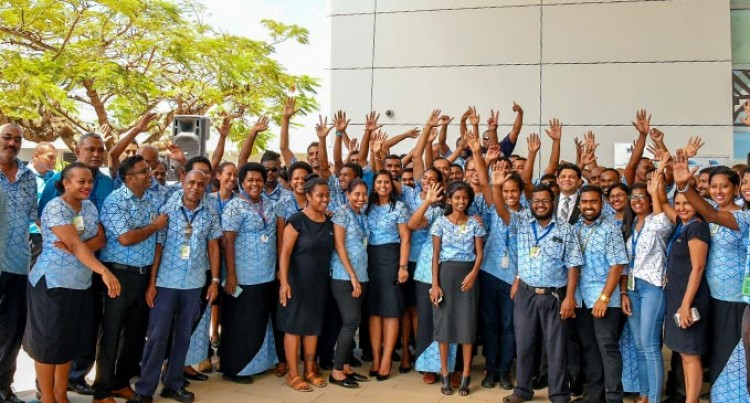 $816,000 Bonus For Fiji Airports Employees