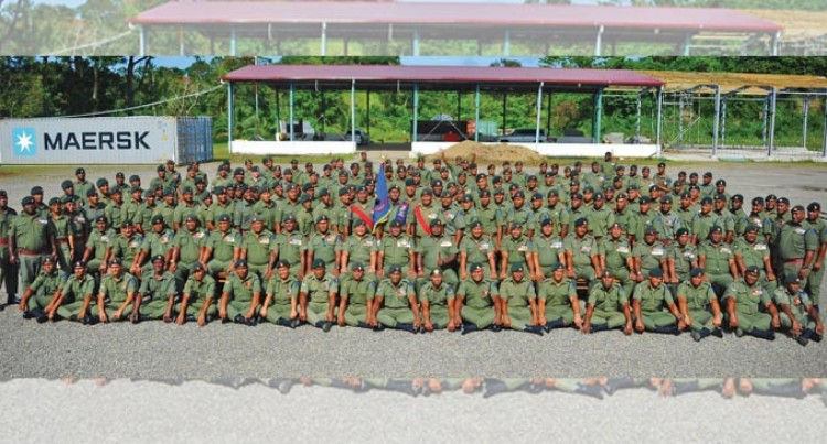 Sappers Day: Engineers Told To Protect RFMF's Reputation