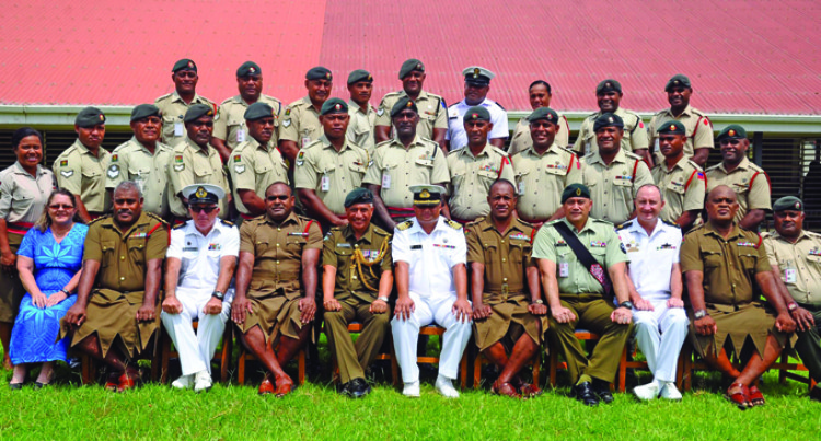 21 Now Qualified RFMF Instructors