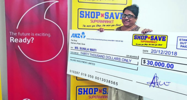 Wati Gets $30,000 Thanks To Vodafone, Shop N Save