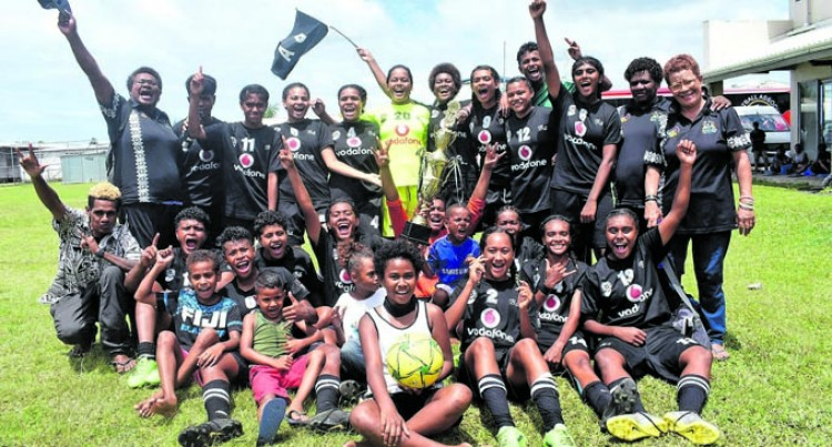 Ba Women Football Retain Title