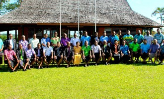 Ministry For i-Taukei Conducts Workshop For Roko-Tui's