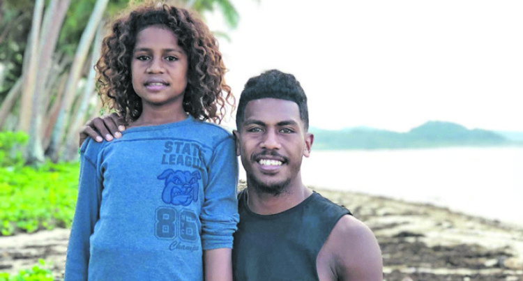 Fiji First For Frank
