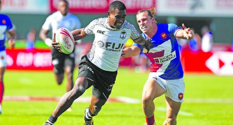 Botitu Shines On Dubai 7s Debut