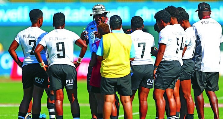 Improved! Fijiana Out Of Cup Race