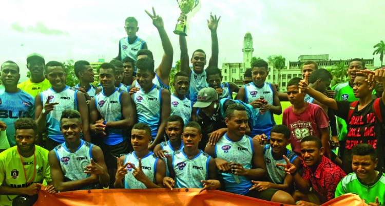 Fijian Tribe Defends Oceania Cup