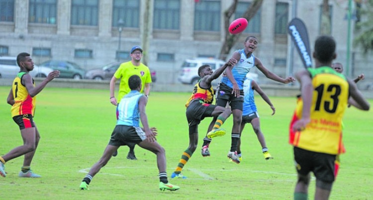 Good Start For AFL Fiji