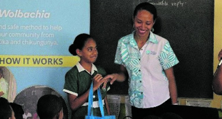 Students  Rewarded For Fight Against Mosquito-Borne Diseases