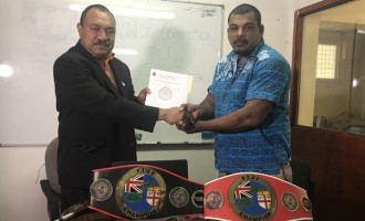 Boxing Promoter Ready for 'Big' 2019