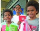 Waibau Mum Shops Early For Stationery