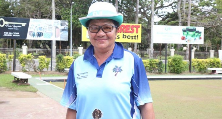 Women In Sports: Litia, 55, Enjoying Game For All Ages