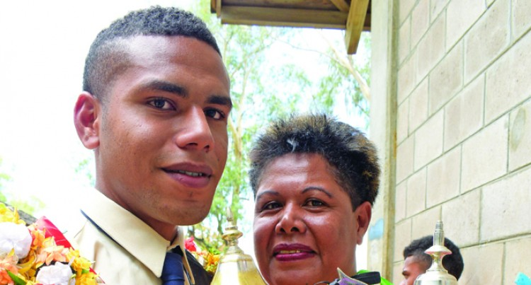 Mother Proud Of Son's Sacrifices