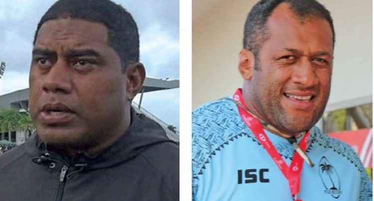 New Fijiana Coaches