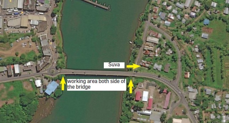 Railings To Be Installed Today On Melrose Bridge