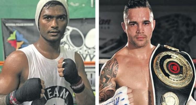 Fight Of My Life: Sebastian Singh