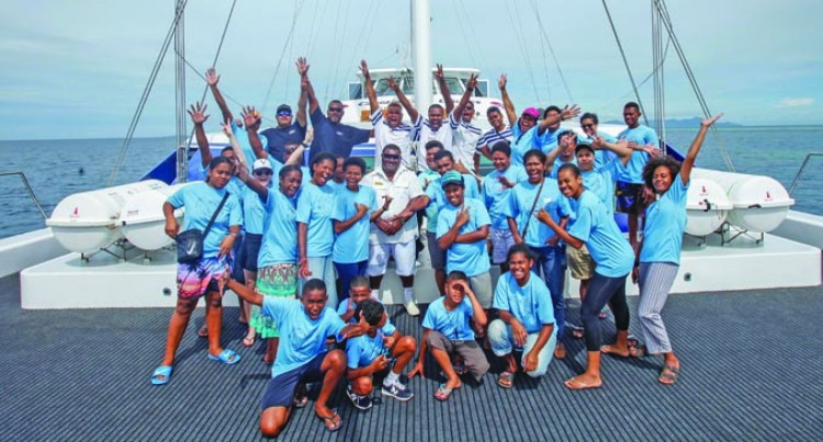 RHD Patients Go On Cruise, Receive $25k Boost
