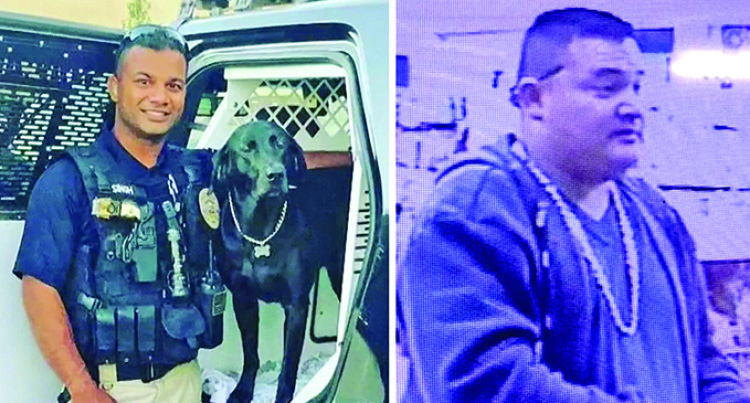 Suspect Caught In Fatal Shooting Of Fijian United States Police Officer