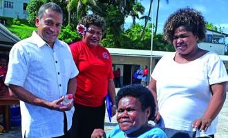 Fiji, India To Establish First Disability Rehabilitation Centre Here: Dr Koroivueta