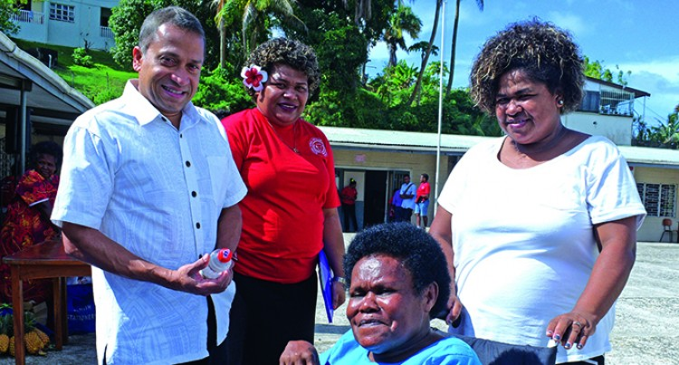 Fiji, India To Establish First Disability Rehabilitation Centre Here: Dr Koroivueta