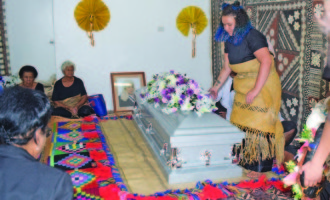 Granddaughter Tells Of Dr Luveni's Legacy