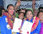 Graduate Stayed Away From Family To Pass Her Diploma