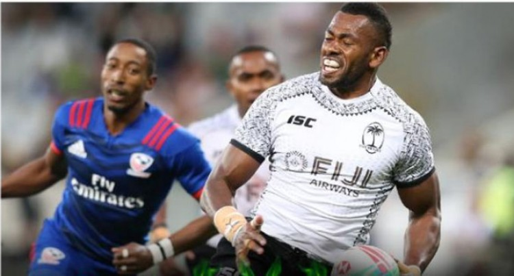 Fiji Dominate In Cape Town Over US Eagles 29 -15