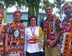 Rakavono Credits Husband, In-Laws For Her Achievement