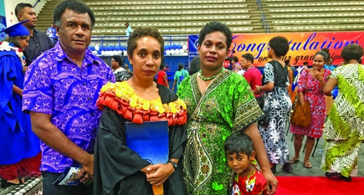 Lutunavuai Beats All Odds To Graduate