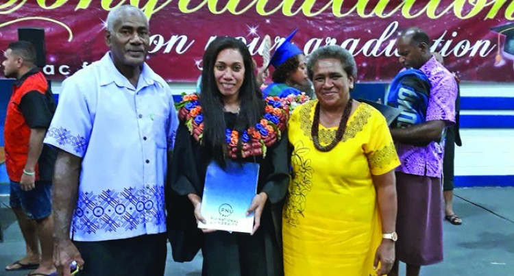 Tertiary Education Dream Pays Off For Villager