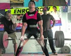 Powerlifters Told To Step Up