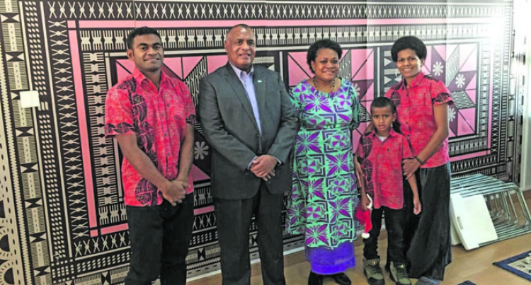 Fijians In China Reminded To Reflect On 2018