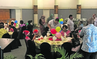 Tanoa International Hotel Hosts The Children Of Loloma Home