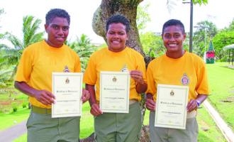 Women Graduate As Instructors, Coaches