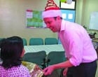 Early Christmas Gifts For Child Patients