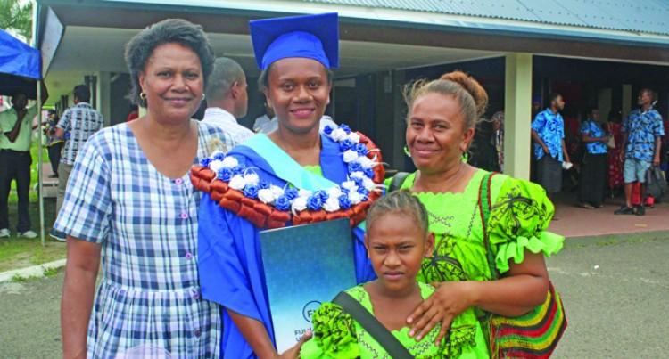 Robert Completes Engineering  Degree Thanks To Fijian Hospitality