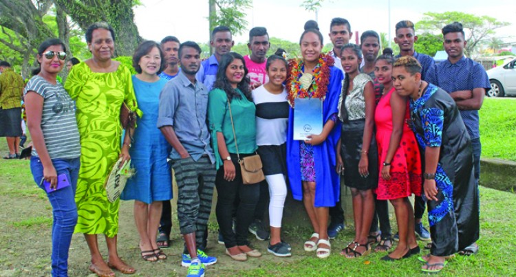 Graduate Praises Fiji Airways For Attachement Opportunity