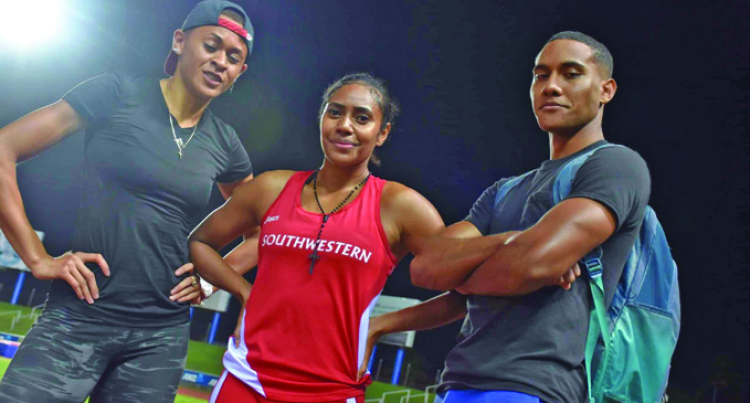 Feature : Love For Athletics Pushes Sisilia To Keep Trying