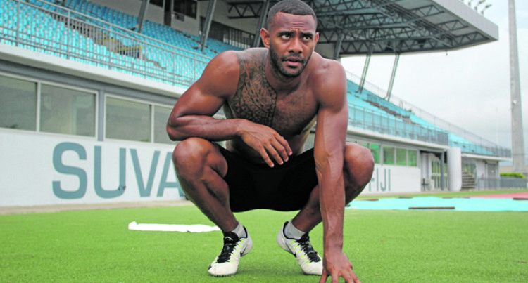 Banz: Rugby Injury Nearly Ended My Athletics Career