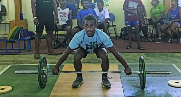 Lifters Put Through First Trial