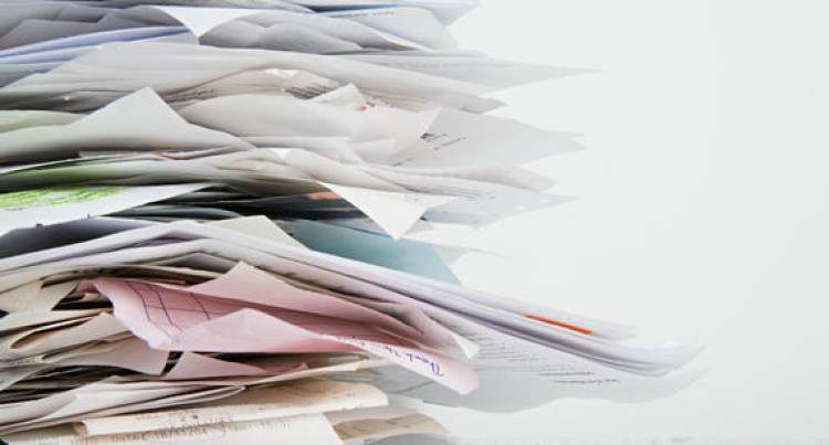 Keep Proper Invoices/Receipts For Your Business Records