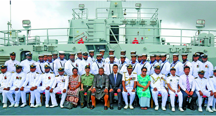 Kacau Strengthens Fiji-China Ties
