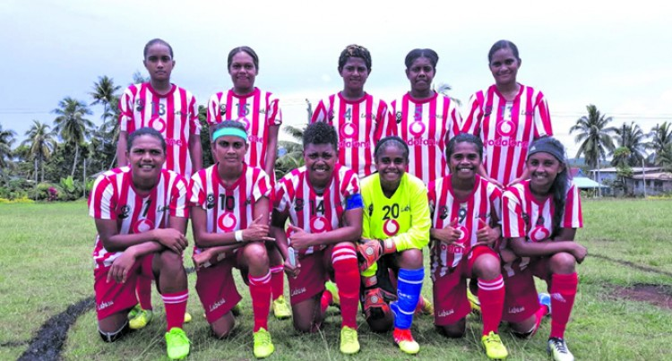 Labasa Women Qualifies For CVC