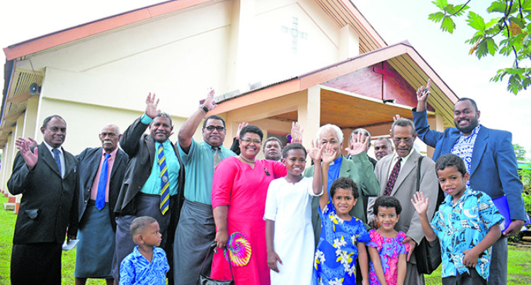 23-Year-Old Foots Church Upgrade