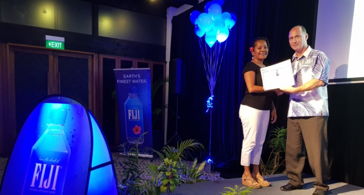FIJI Water Rewards Long-service Employees