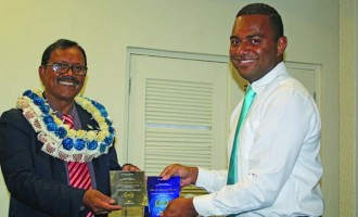 Dawai Maintains Professionalism  In A Challenging Environment
